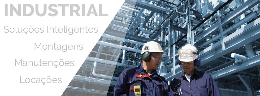 Manutenção, montagem e locação de Máquinas, Equipamentos e Ferramentas Industriais