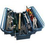 Locação de caixa de ferramenta